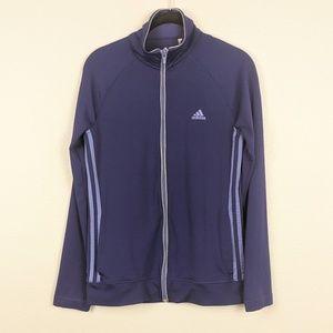 Adidas Climalite Full Zip Athletic Jacket